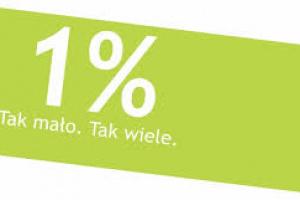 Przekaż 1% podatku dla trenujących dzieci