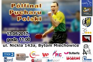 Transmisja Live z Półfinał Pucharu Polski